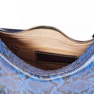 cartera giulia cascabel azul interior
