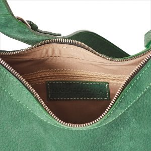cartera giulia cascabel verde interior