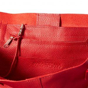cartera lorenza rojo interior
